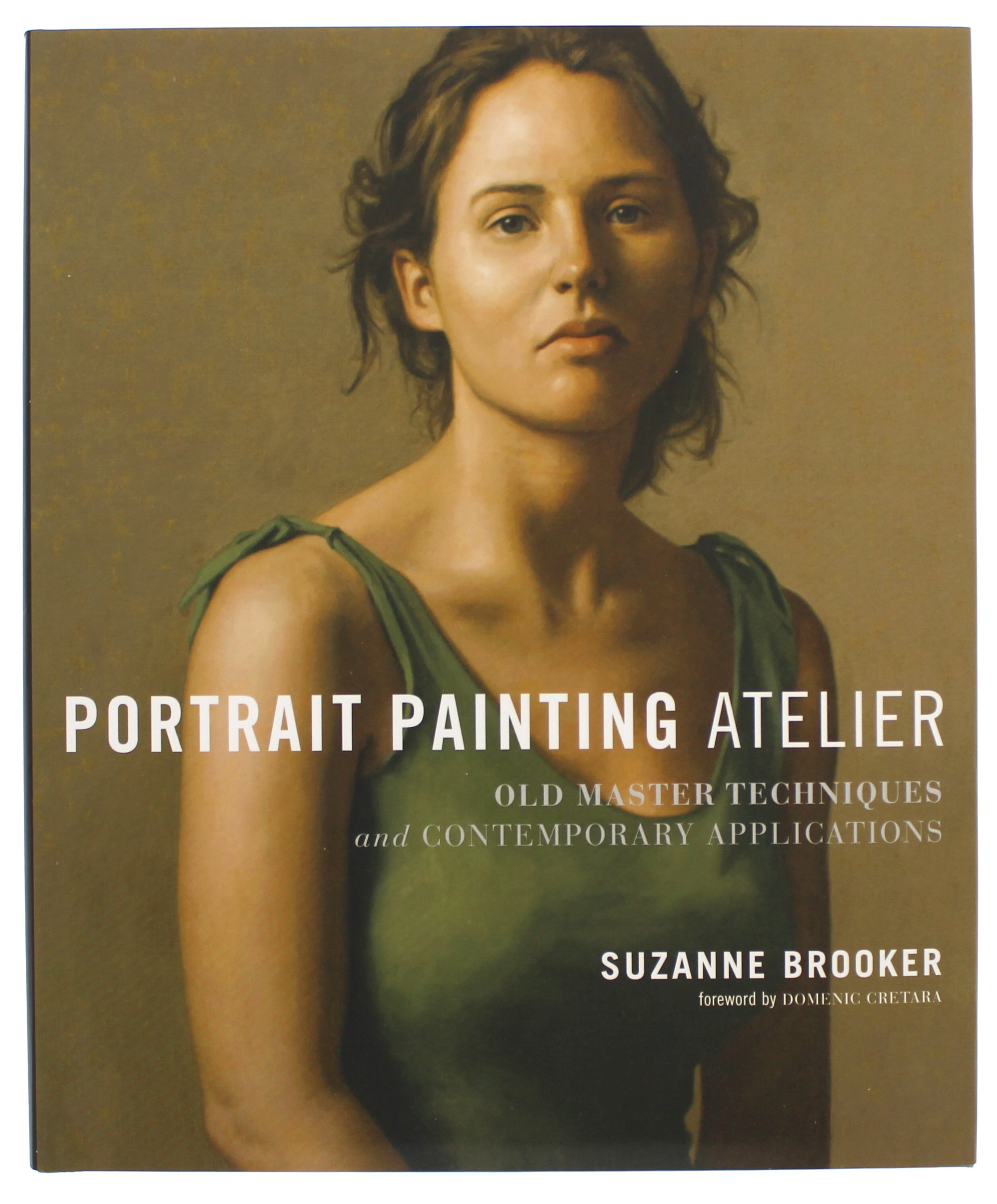Portrait Painting Atelier Hardcover