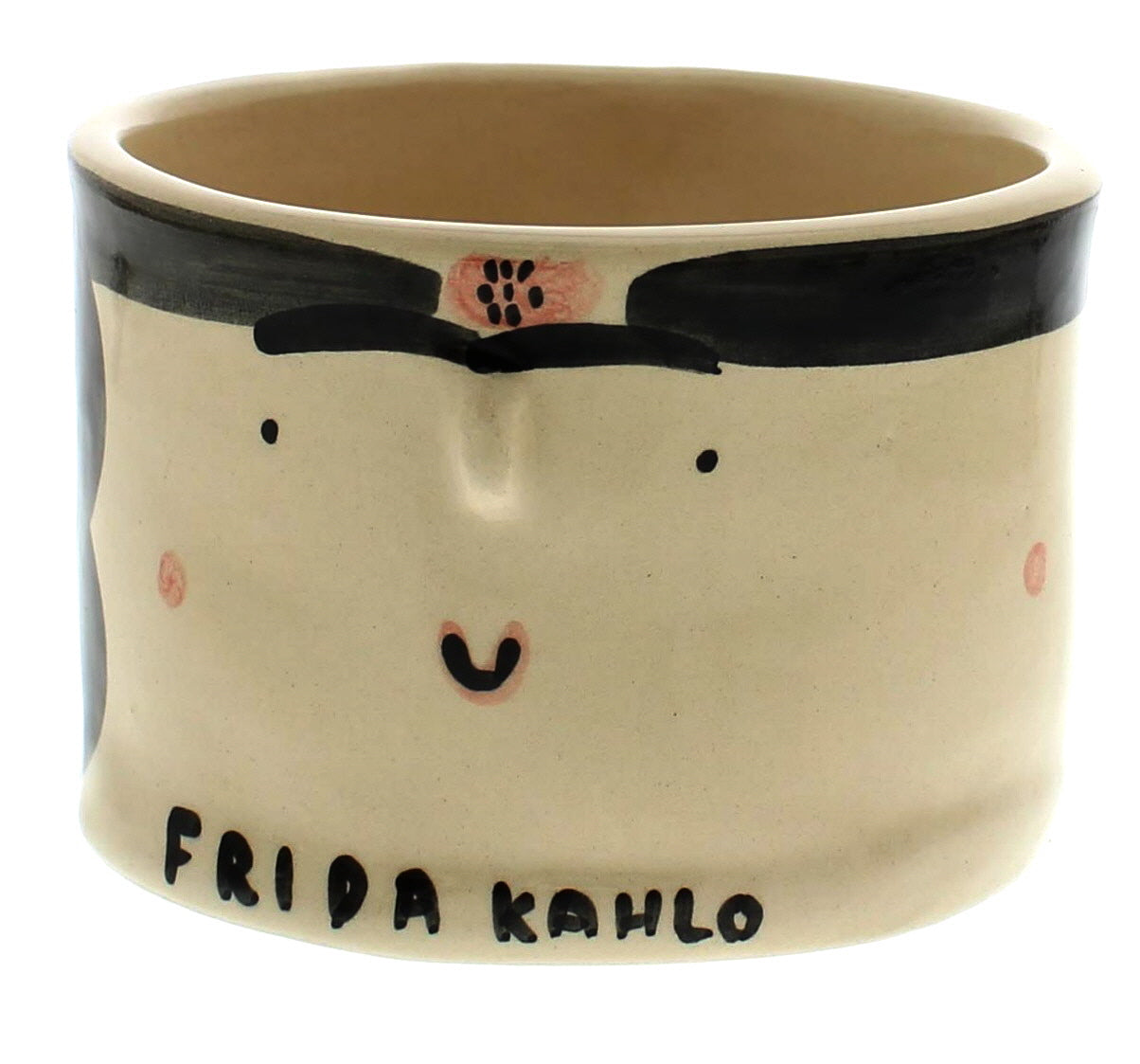 Frida Kahlo Artist Pot