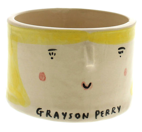 Grayson Perry Artist Pot