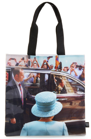 Martin Parr Queen Tote Bag