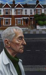 Raymond Briggs and Ashen Grove, illustrator/ author (unframed)