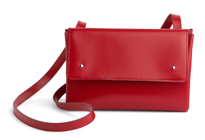 Red Triangle Bag