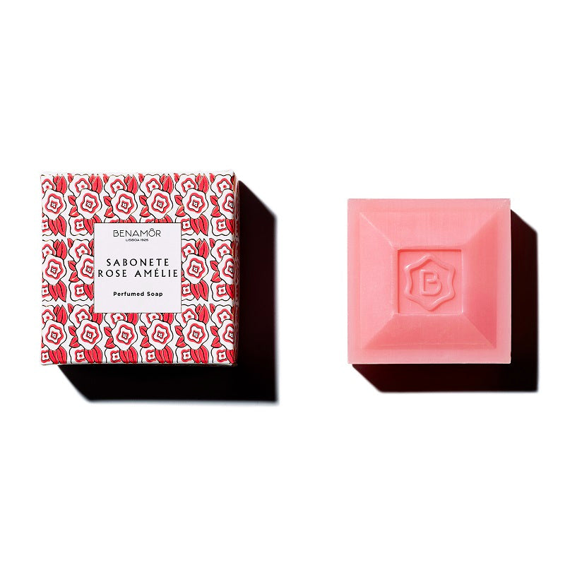 Rose Amélie Perfumed Soap