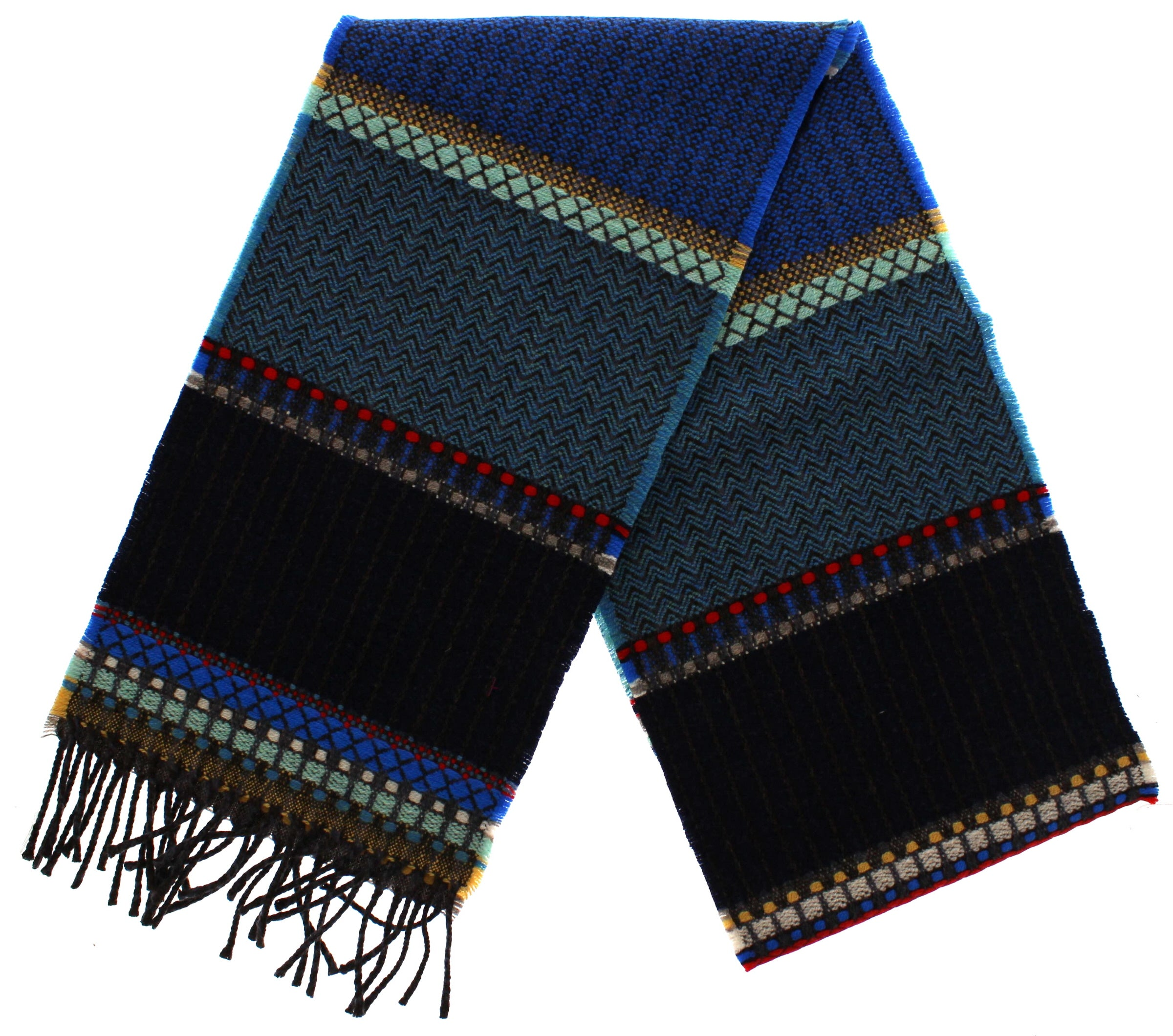 Pick 'N' Mix Blue Scarf