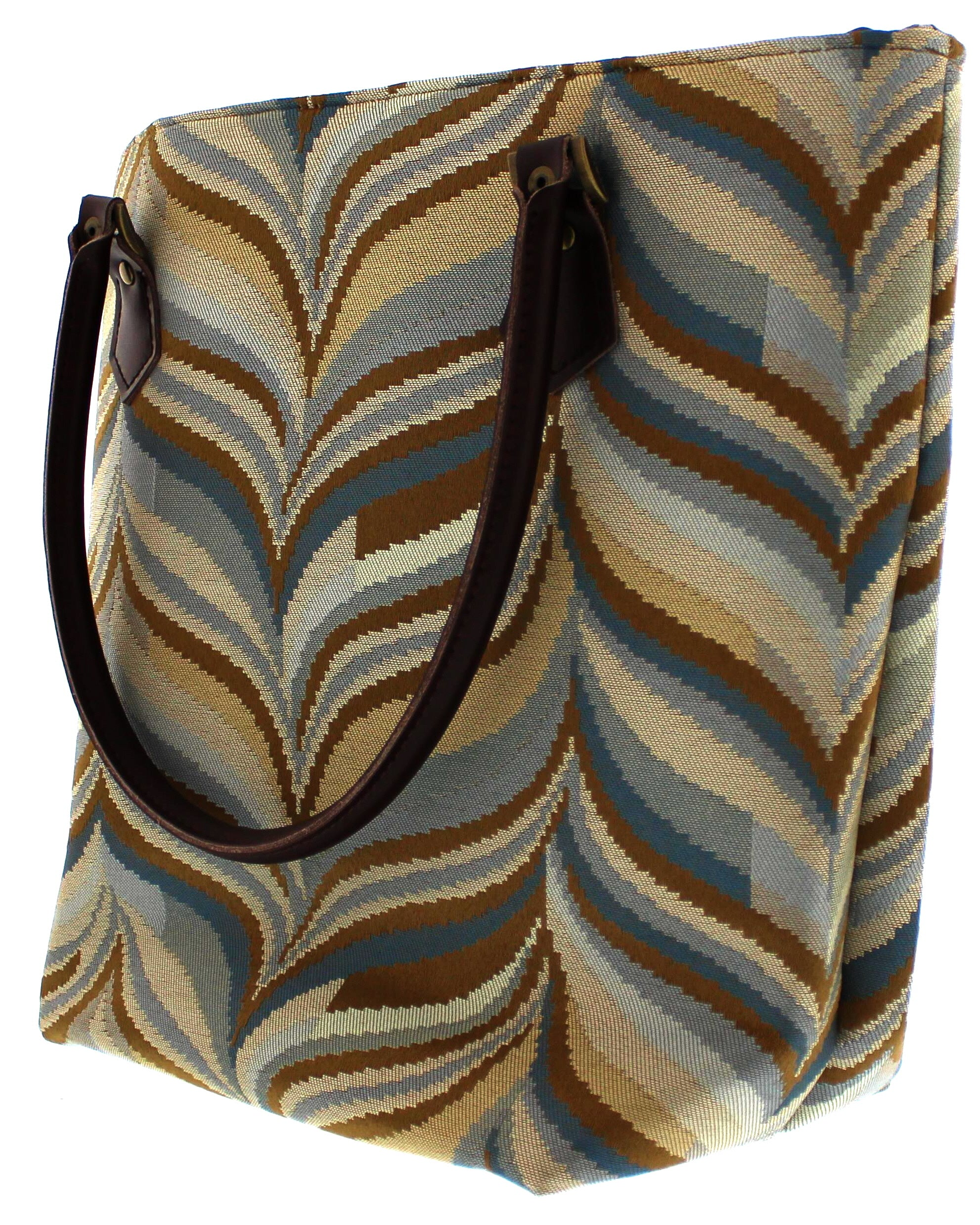 Gainsborough Mill Fabric Tote Bag