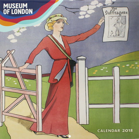 Votes for Women 2018 Calendar