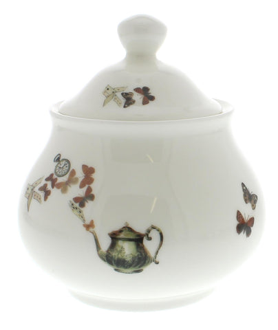 Wonderland Sugar Pot