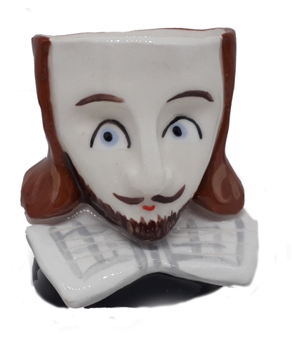 Shakespeare Egg Cup