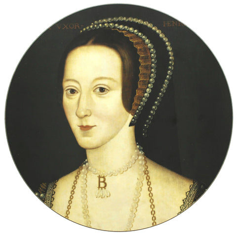 Anne Boleyn Tablemat