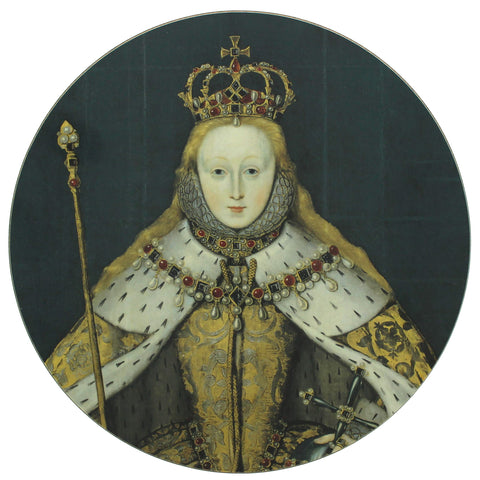 Queen Elizabeth I Tablemat
