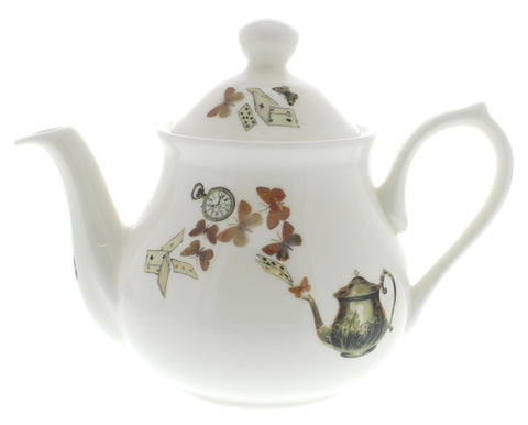 Wonderland Tea Pot