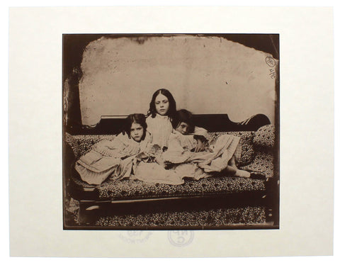 Lewis Carroll Limited Edition Print