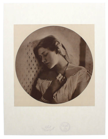 Julia Margaret Cameron Limited Edition Print