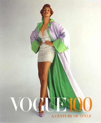Vogue 100: A Century of Style Paperback Catalogue