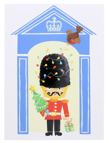 Guardsman Christmas Card 8 Pack