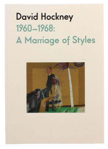 David Hockney 1960-68: A Marriage of Styles Paperback