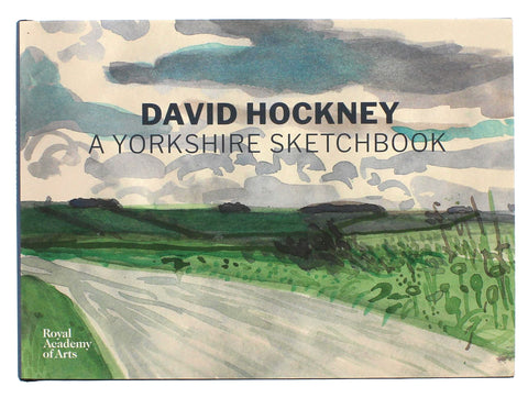 A Yorkshire Sketchbook Hardcover