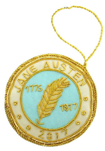Jane Austen Bicentenary Decoration