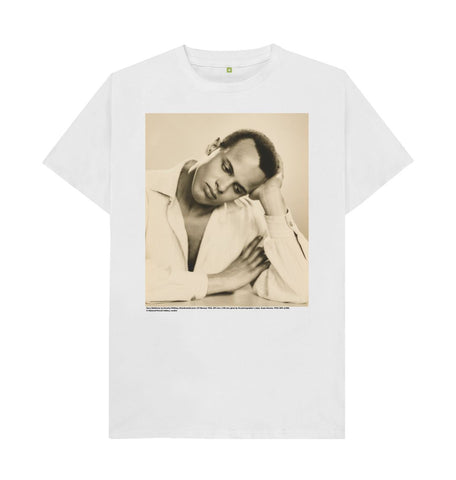 White Harry Belafonte Unisex T-Shirt