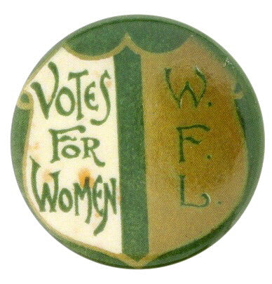 'The Vote' Button Badge