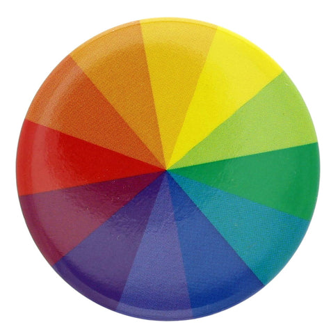 Colour Wheel Badge