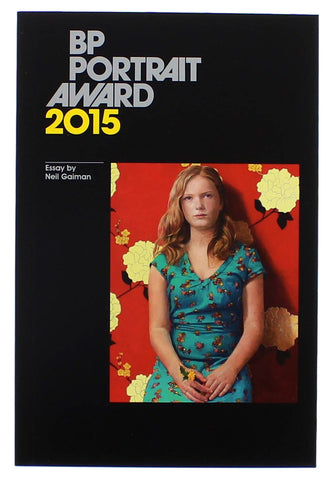 BP Portrait Award 2015 Paperback Catalogue