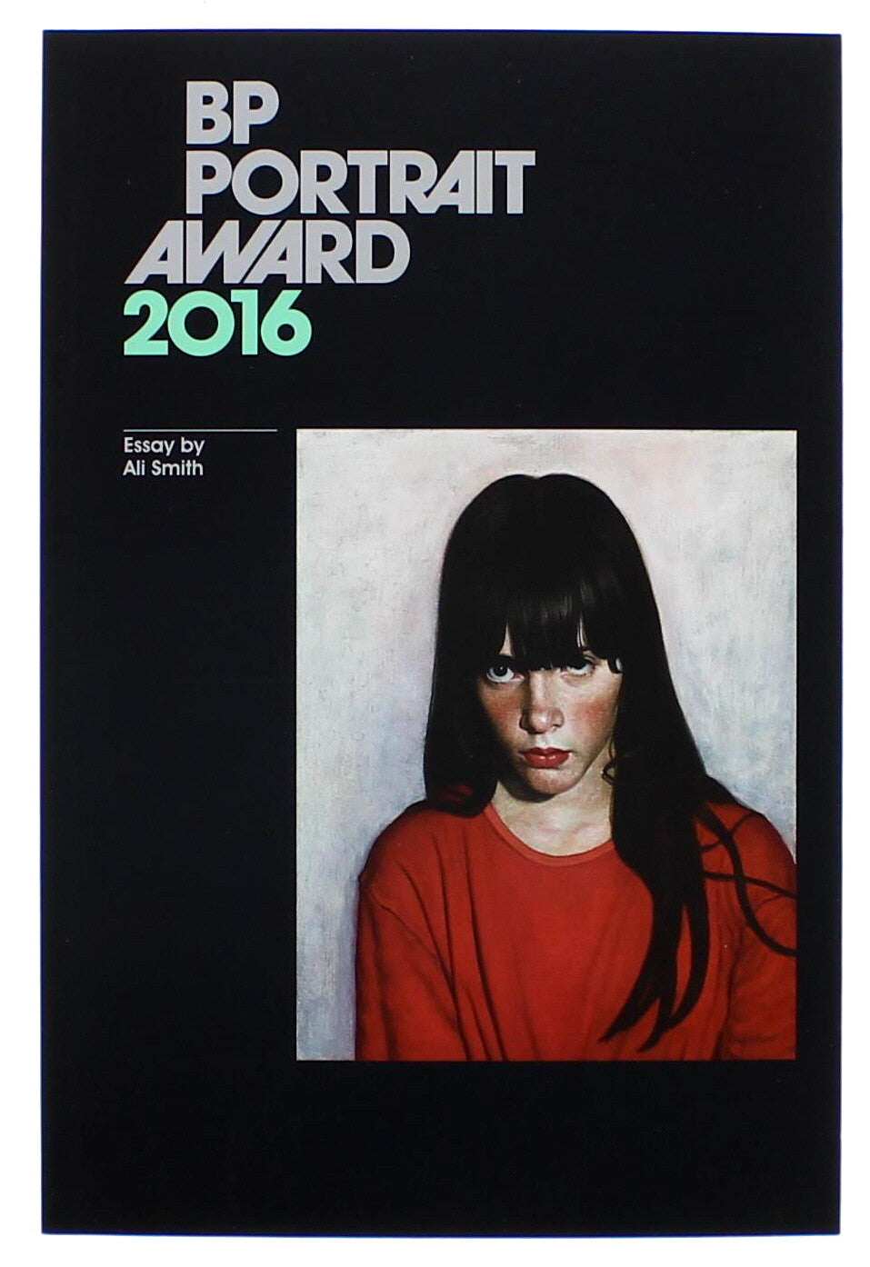 BP Portrait Award 2016 Paperback Catalogue