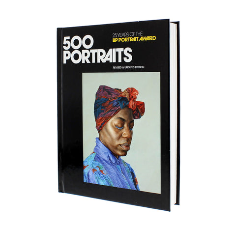 500 Portraits: 25 Years of the BP Portrait Award
