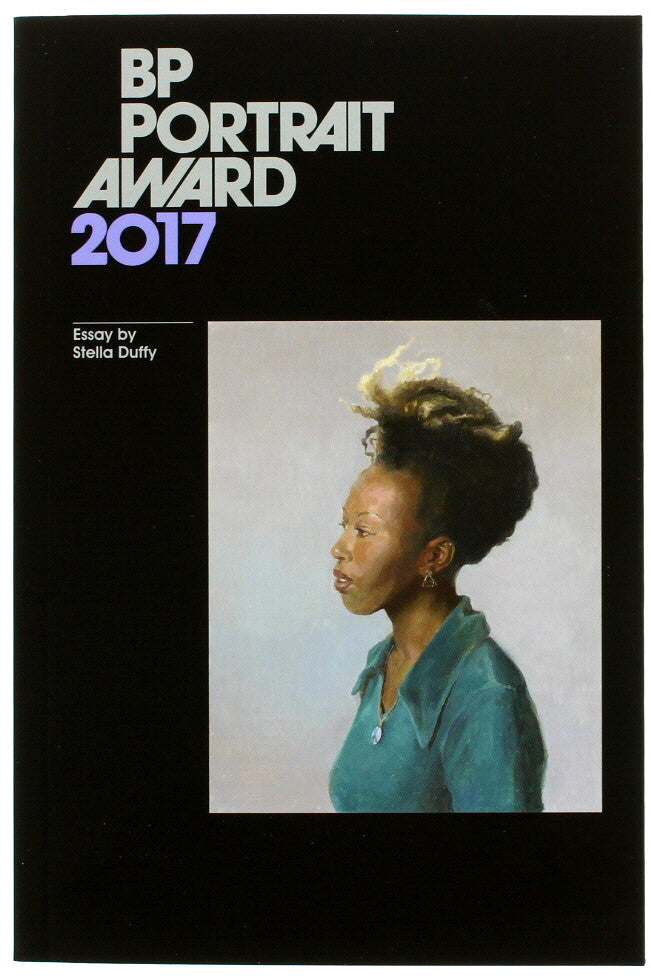 BP Portrait Award 2017 Paperback Catalogue