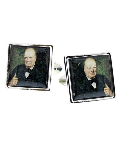 Winston Churchill Cufflinks