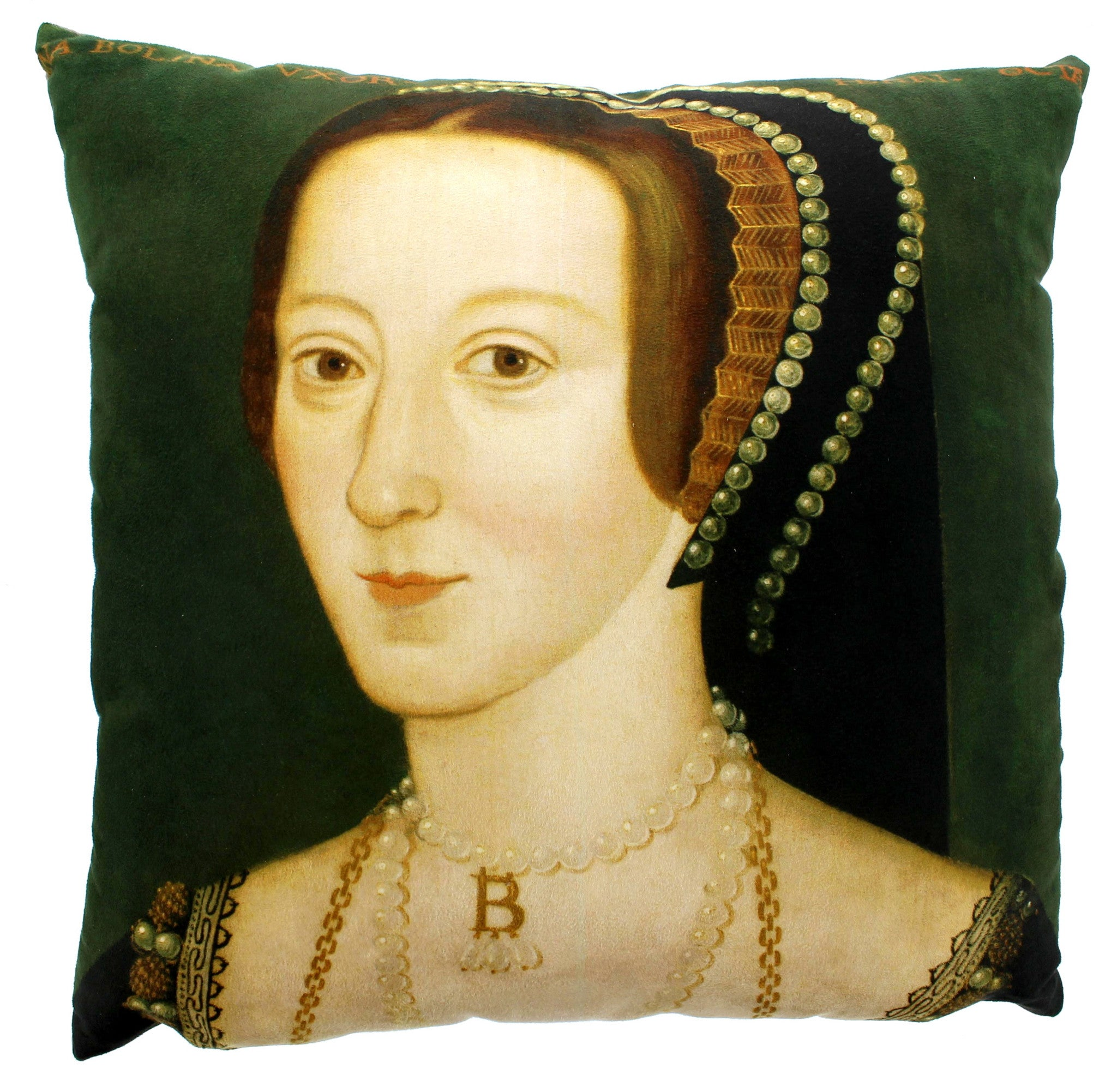 Anne Boleyn Cushion