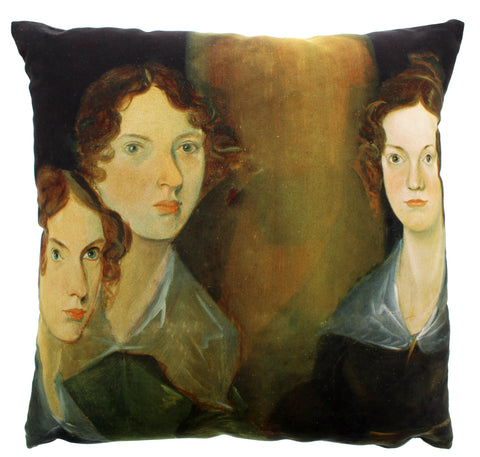 The Brontë Sisters Cushion