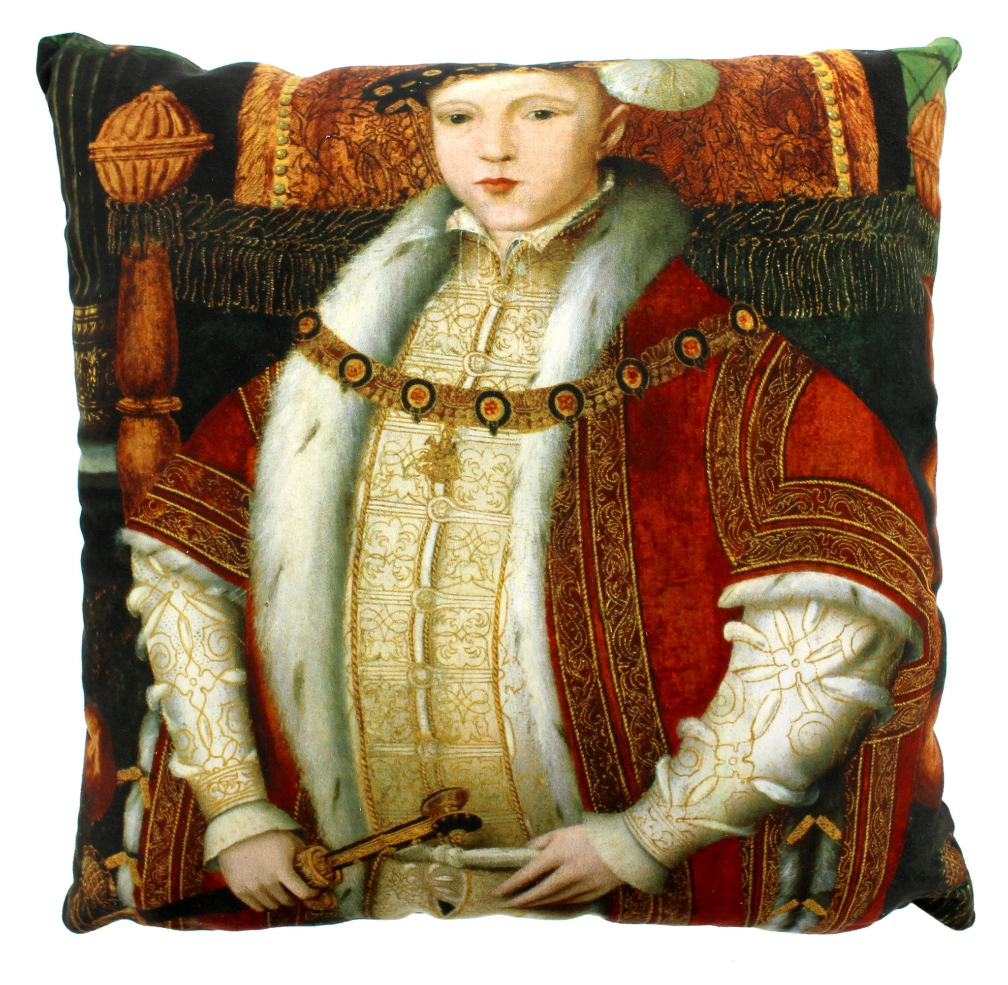Edward VI Cushion