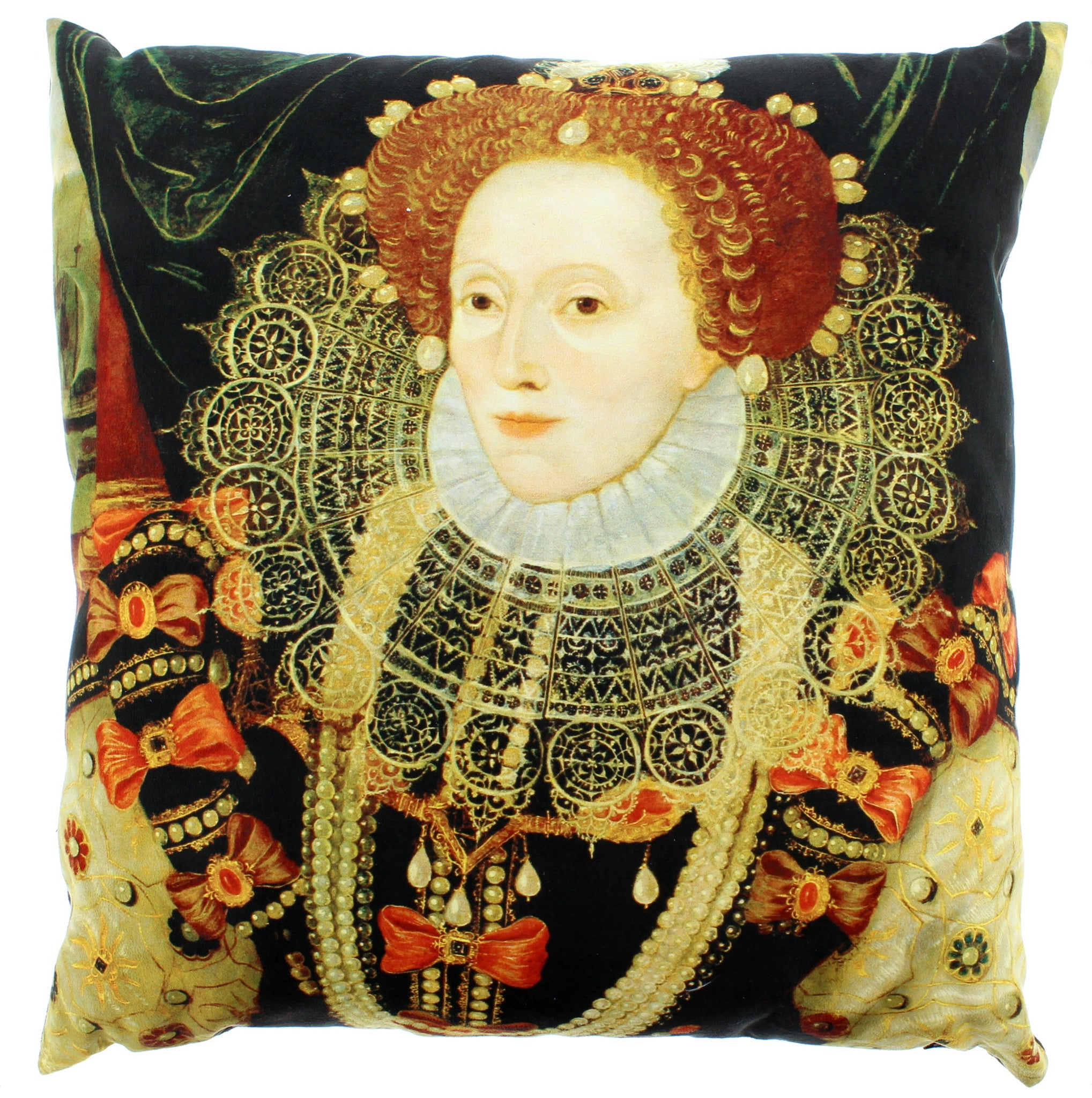 Elizabeth I Cushion