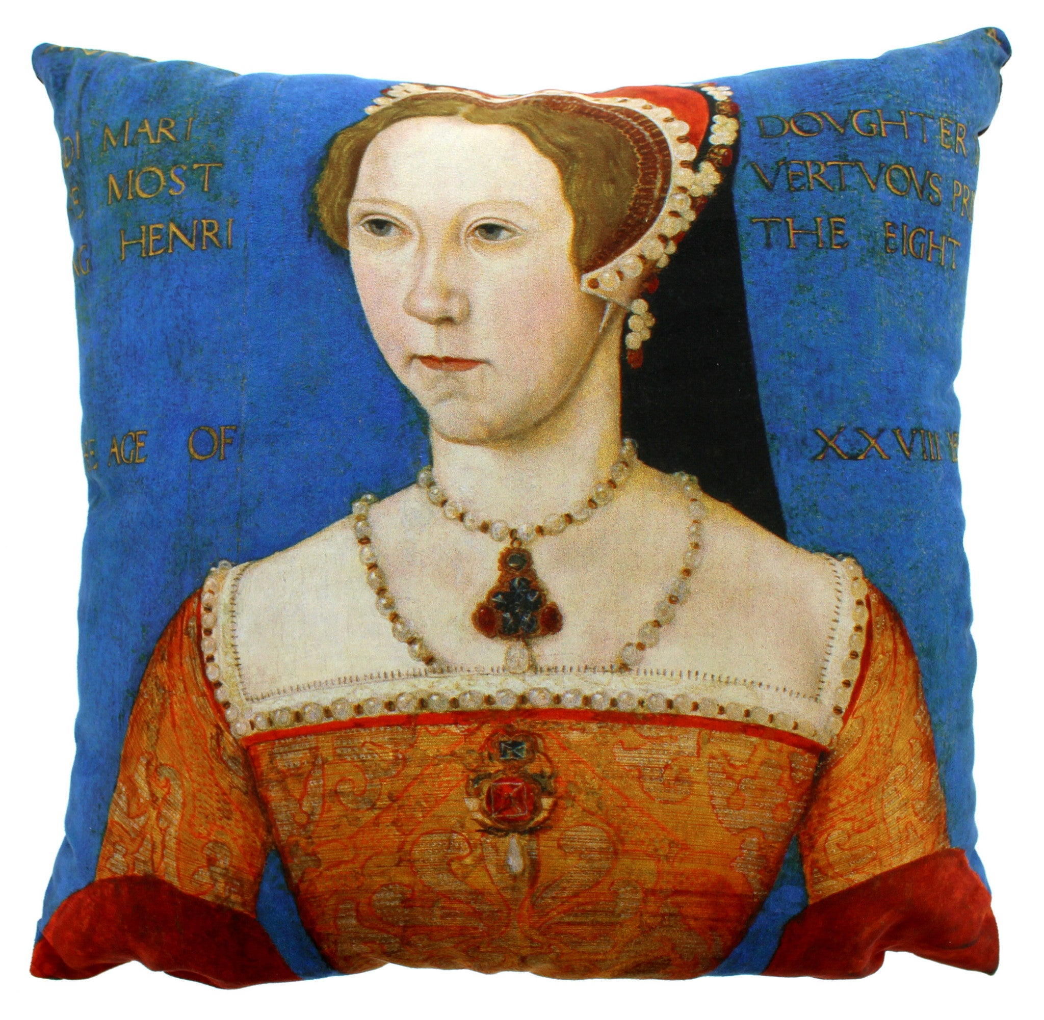 Mary I Cushion