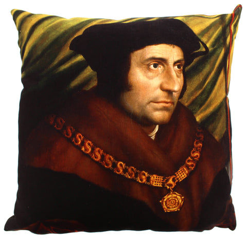 Thomas More Cushion