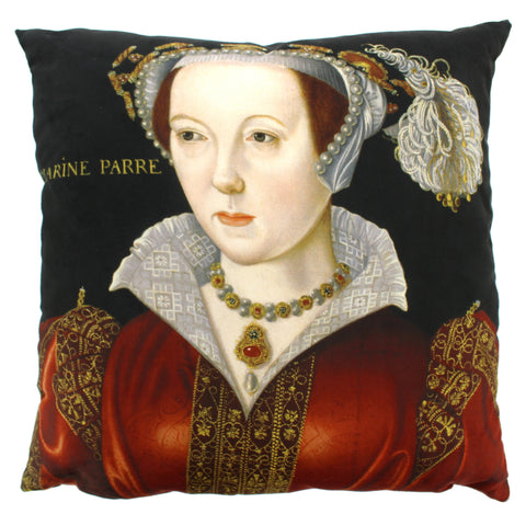 Katherine Parr Cushion