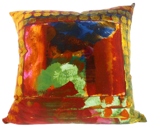 Portrait of the Artist Cushion