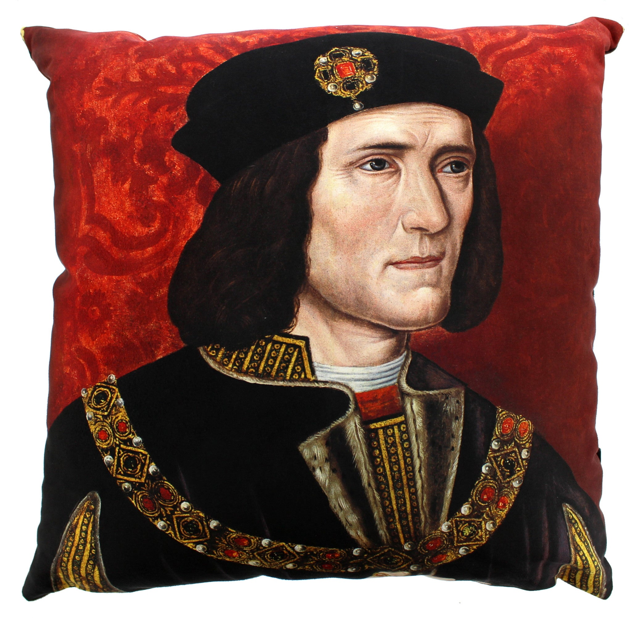 Richard III Cushion