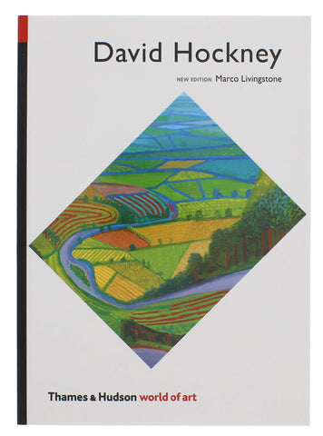 David Hockney (World of Art) Paperback