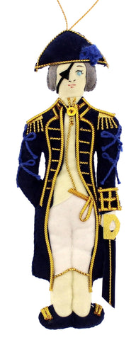Admiral Nelson Decoration