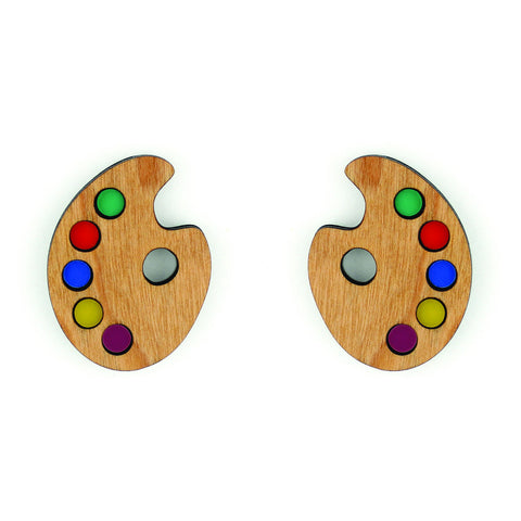 Palette Earrings
