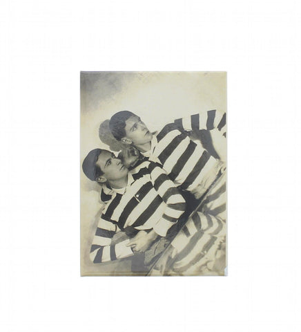 Cecil Beaton and Stephen Tennant Fridge Magnet