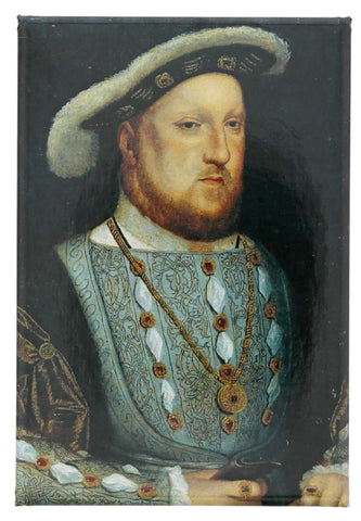 Henry VIII Fridge Magnet