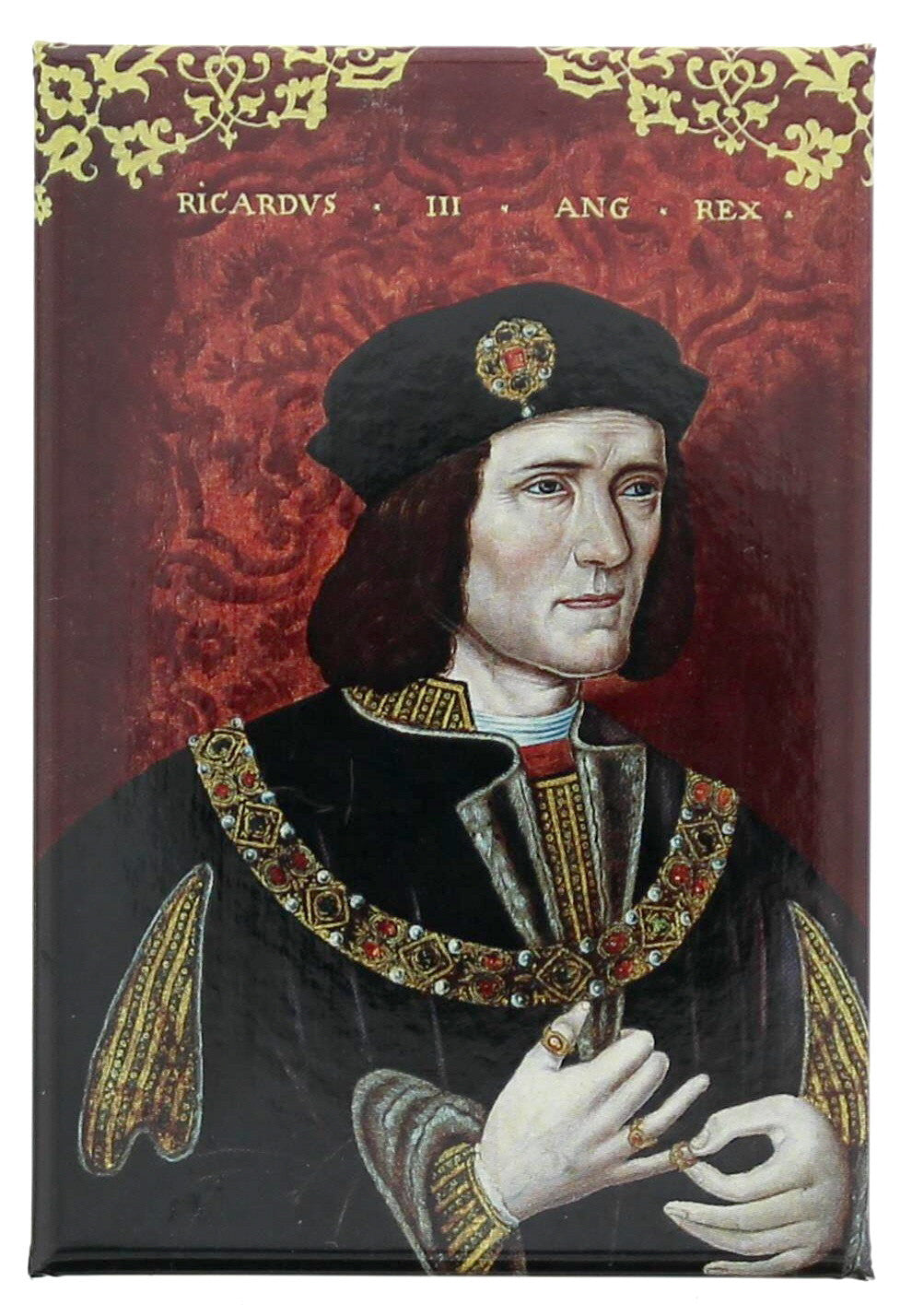 Richard III Fridge Magnet