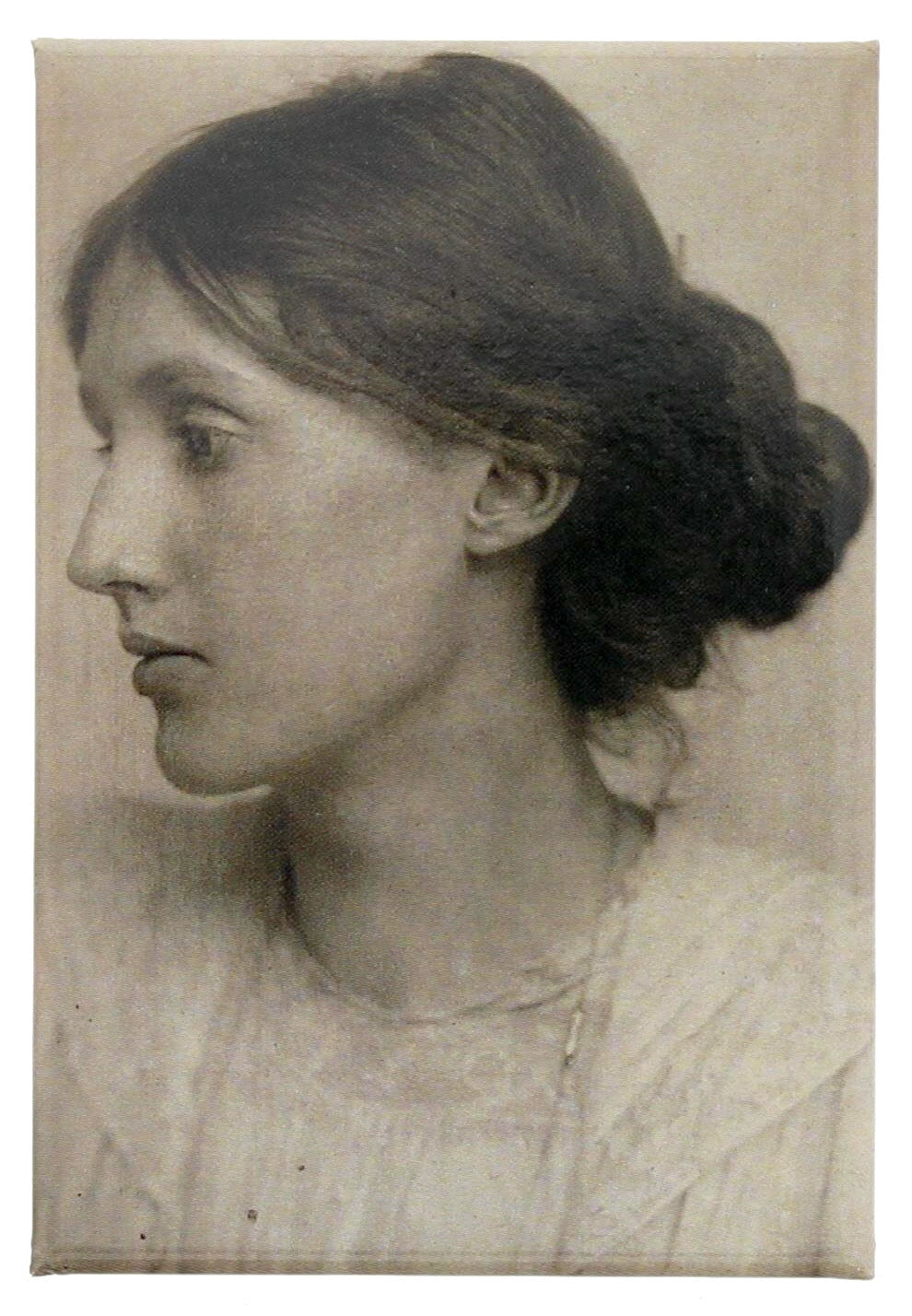 Virginia Woolf Fridge Magnet