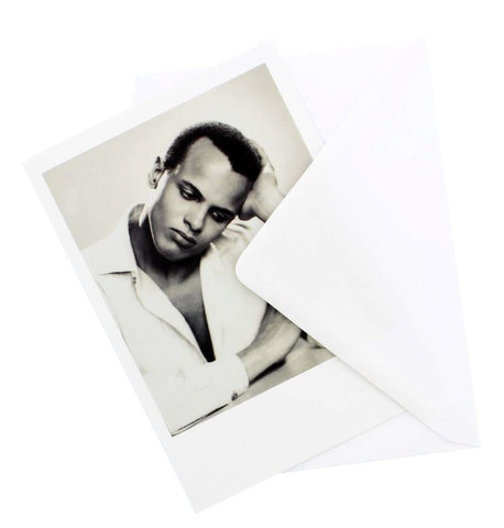 Harry Belafonte Greetings Card