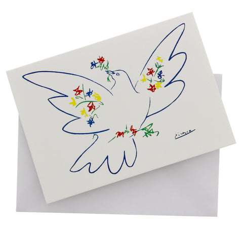 La Colombe Greetings Card