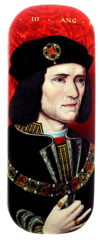 King Richard III Glasses Case