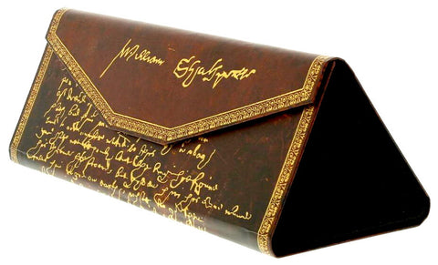 William Shakespeare Glasses Case